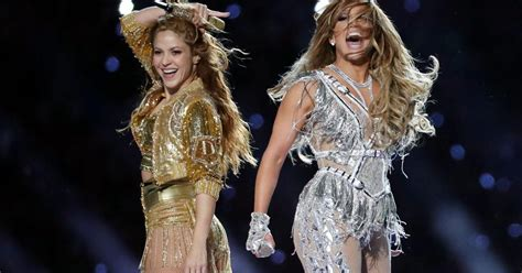 Shakira And Jennifer Lopez Deliver Electrifying Super Bowl