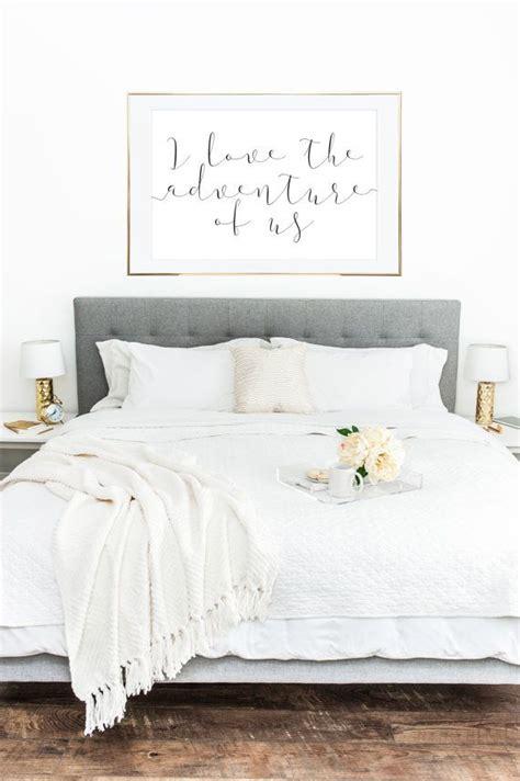 printable wall art  love  adventure    luminousprints home decor home bedroom
