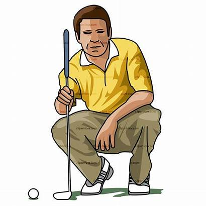 Golf Player Clipart Clipground Contributors