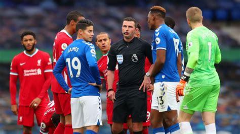 Pickford challenge on Van Dijk should have been a red card ...