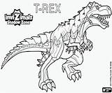 Quiver Invizimals Kleurplaat Kleurplaten Boyama Dinosaurier Dinazor Getcolorings Tyrannosaurus Coloriagesgratuits Indominus Malvorlagen Triceratops sketch template