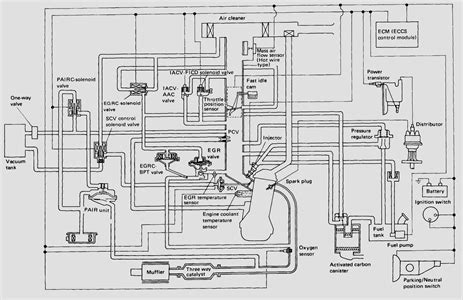 Engine Wiring Diagram For Nissan Pickup Fixya