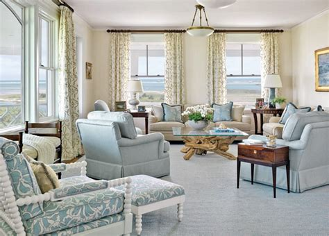 cottage living rooms traditional coastal cottage home bunch interior design ideas Coastal