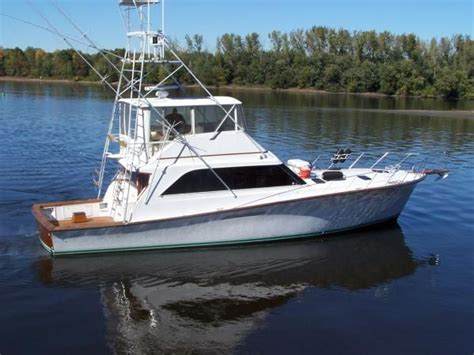 Boat Loans In Ct by 1987 Yachts 55 Sport Power New And Used Boats For