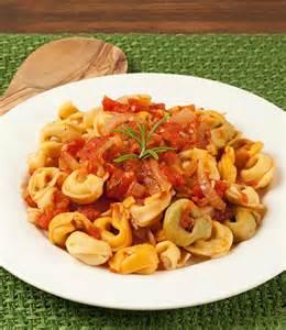 Light Margarita Recipe by Tortellini With Rosemary Tomato Sauce Recipe