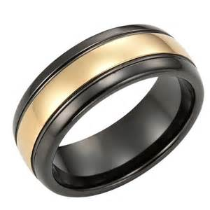 black gold mens wedding rings black gold wedding rings for wedding inspiration