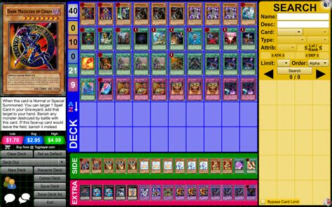 tier 1 yugioh decks does traditional chaos deck any chance to compete