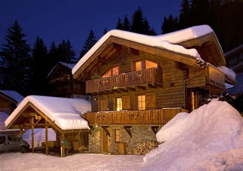 la tania ski chalets in with interactive resorts