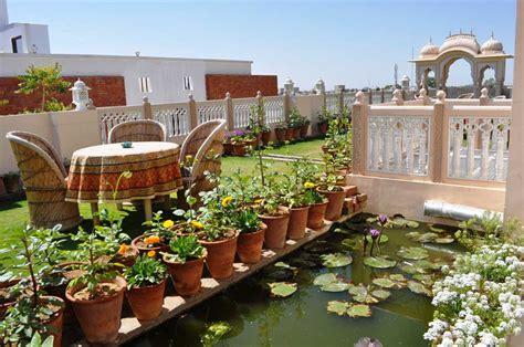 pleasant terrace garden