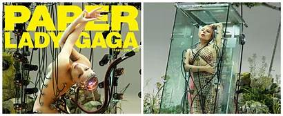 Gaga Lady Paper Butt Magazine Chromatica Shows