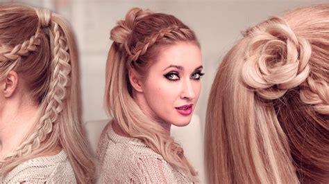 Coiffure Soirée Cheveux Long, C'est Pourtant Simple