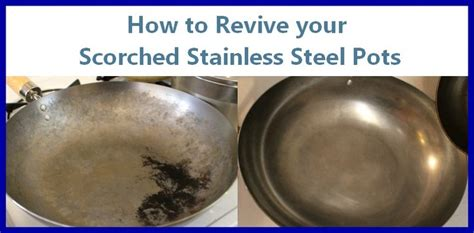 how to remove paint from a stainless steel sink cleaning scorched stainless steel pans cooking and