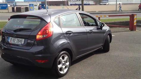 2010 Ford Fiesta Style 1.4 Tdci