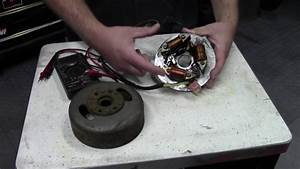 Ignition System Testing  Magneto Coils  Points And Cdi