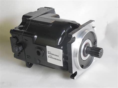 90 Series 55CC Sauer Danfoss Fixed Displacement Motor with ...
