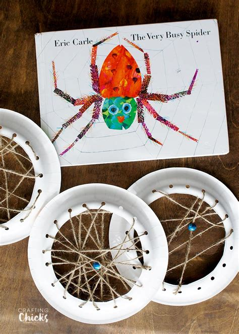 the busy spider spider webs the crafting 664 | busyspiderbook