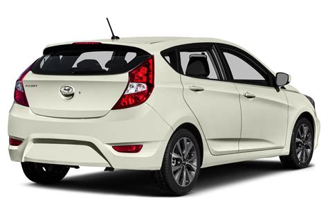 Hyundai Hatchback by 2015 Hyundai Accent Price Photos Reviews Features