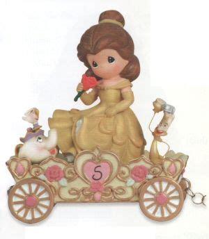 Precious Moments Disney Princess Age 5 Birthday Figurine