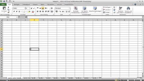 Ausdrucken druckvorlage leere tabelle zum ausfüllen : Microsoft Excel Grundlagen Lernen 0: Aufbau, Tabellen, Spalten, Reihen, Datenbearbeitung ...