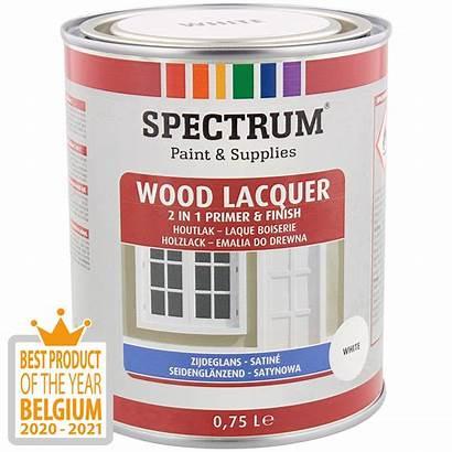 Action Spectrum Bois Holzlack Seidenglanz Supplies Paint