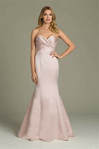 strapless satin jovani gown brittany pinterest With jovani robe