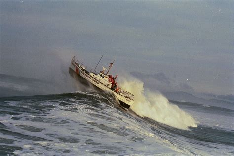 52ft Boat by 52ft Coast Guard Boat Riders On The