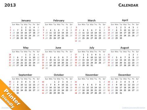 calendar   powerpoint full pack
