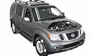 Nissan Pathfinder  2005 - 2012  4 0 V6