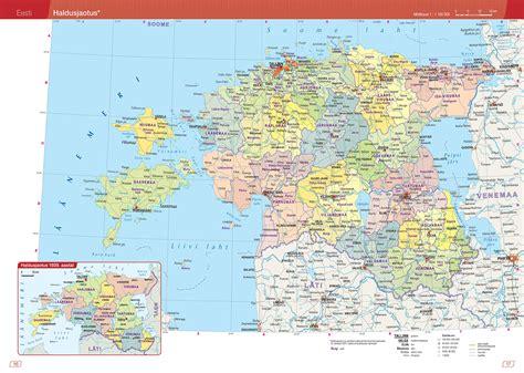 Jaunais pasaules ģeogrāfijas atlants. Igauņu valodā ...