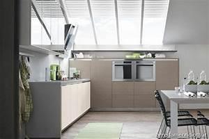 Cucina in legno maniglia o gola life gloria diotti a f for Cucine basse moderne