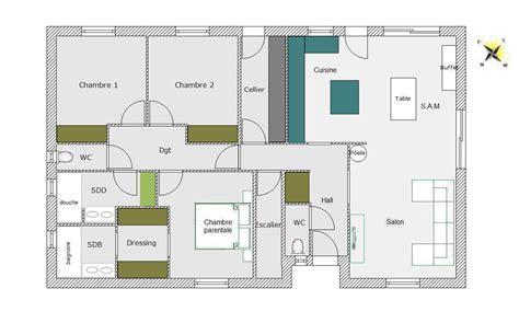 plan chambre parentale vos avis sur plan et implantation nouveau projet 57 26