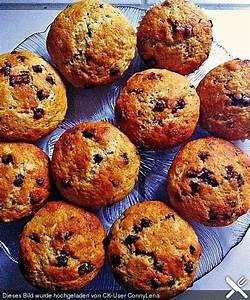 Schnelle Schoko Bananen Muffins Kuchen Pinterest