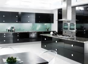 modern kitchen furniture modern black kitchen cabinets modern kitchen designs