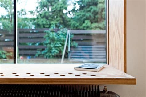 Melamine Window Sills by Apartment Remodel Desire To Inspire Desiretoinspire