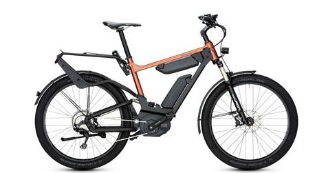 Riese And Muller Delite Electric Bike