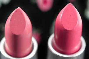 MAC Pink Plaid and Chatterbox Lipstick Review & Swatches