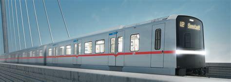 Design Und Technik Im Dienste Des Menschen by Neue U Bahn F 252 R Wien Erster Blick Ins Innere Des X Wagen
