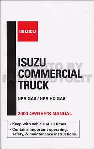 2000 Npr Nqr W3500 W4500 W5500 Electrical Troubleshooting