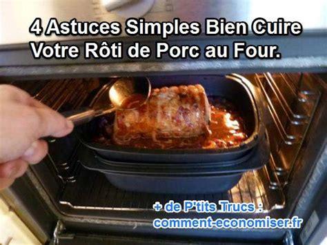 comment cuisiner un roti de porc comment cuire 1 roti de porc