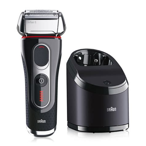 braun cc series  electric shaver   ebay