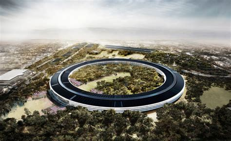 Apples Headquarters New Pictures apple s headquarters new pictures