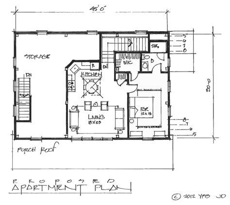 genius barn living floor plans a carriage house plan for retail and residence american