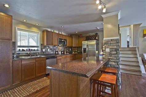 kitchen designs for split level homes remodeled westminster tri level wants 9351