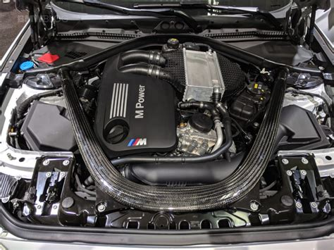 Exclusive First Look At The Engine Of The New Bmw M2