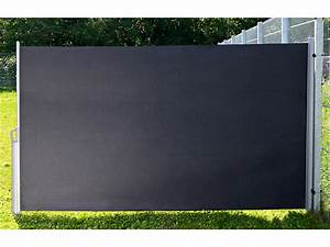 royal gardineer sichtschutz seitenmarkise 180 x 300 cm With garten planen mit seitenmarkise windschutz und sichtschutz für terrasse und balkon