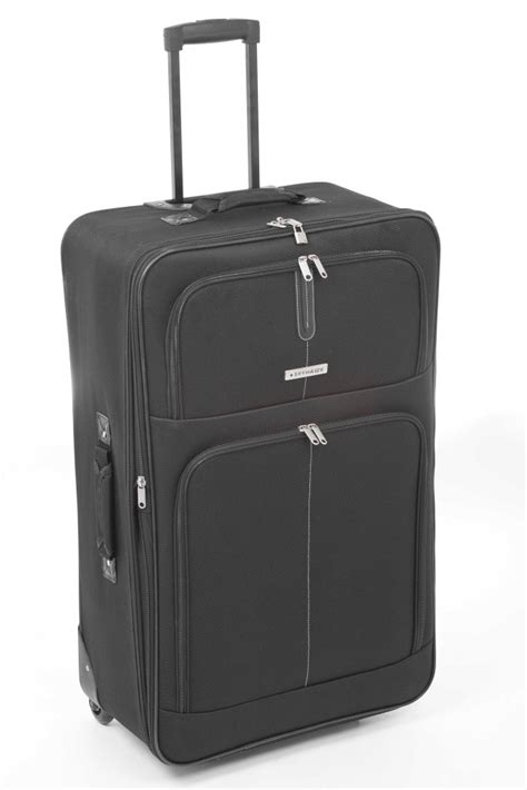 Light Luggage by Skyhawk Black Light Weight Suitcases Luggage Baggage