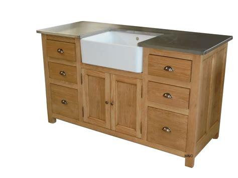 caisson sous evier cuisine cuisine meuble de cuisine en bois massif conception de