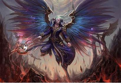 Wallpapers Male Angels Angel Warrior Fantasy