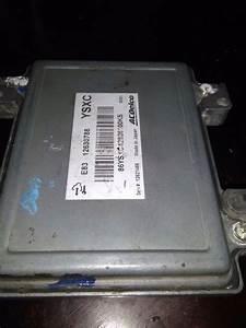 Computadora Ecu Chevrolet Aveo 09  10  11 Autom U00e1tico  175