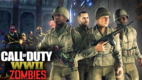 call  duty ww zombies characters  storyline youtube